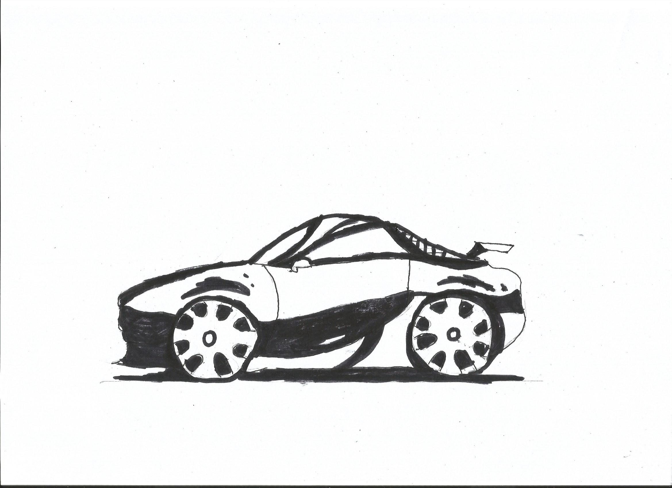 Free Car Black And White Download Free Clip Art Free