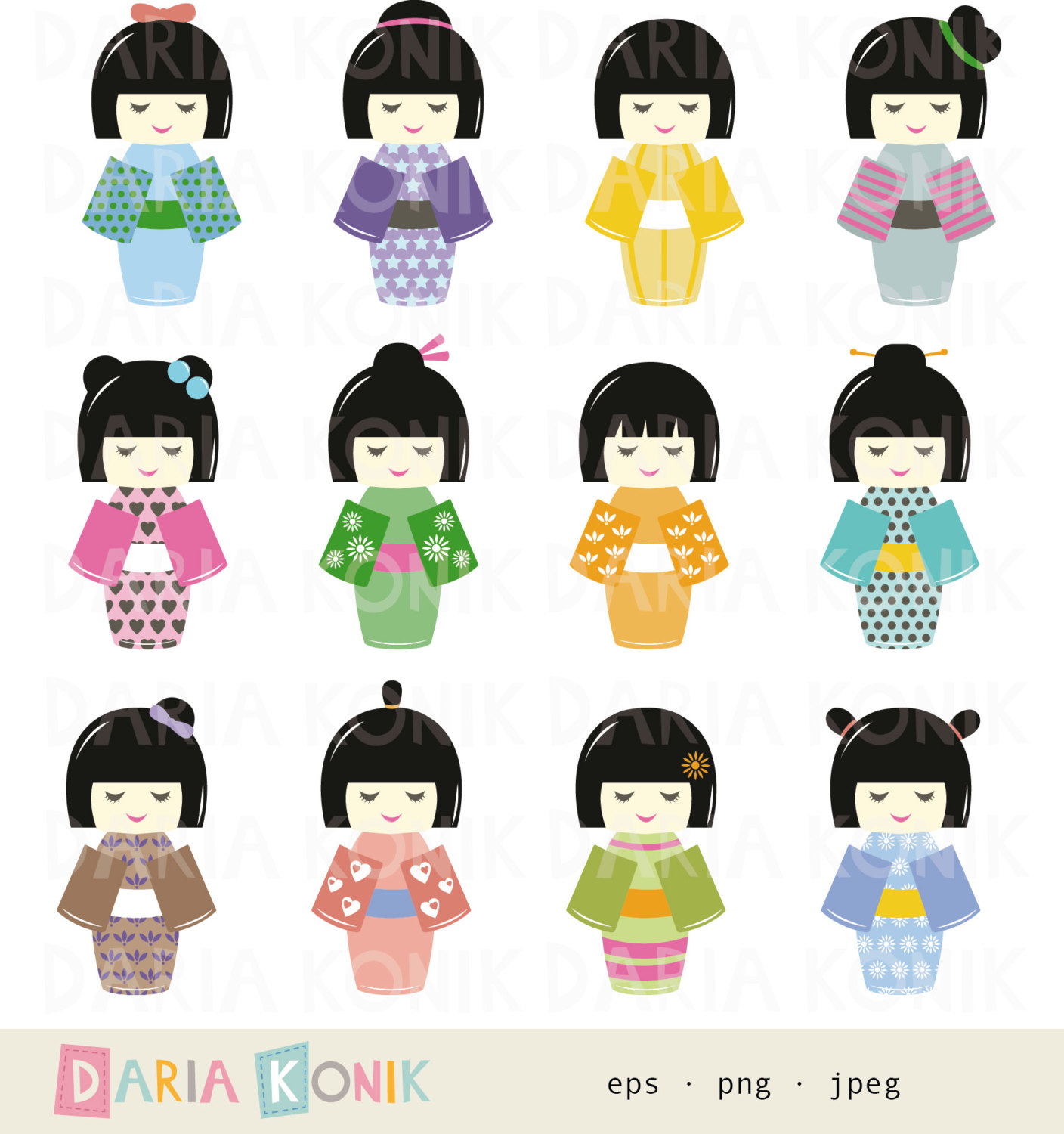 Free Japanese Doll Clipart Download Free Clip Art Free