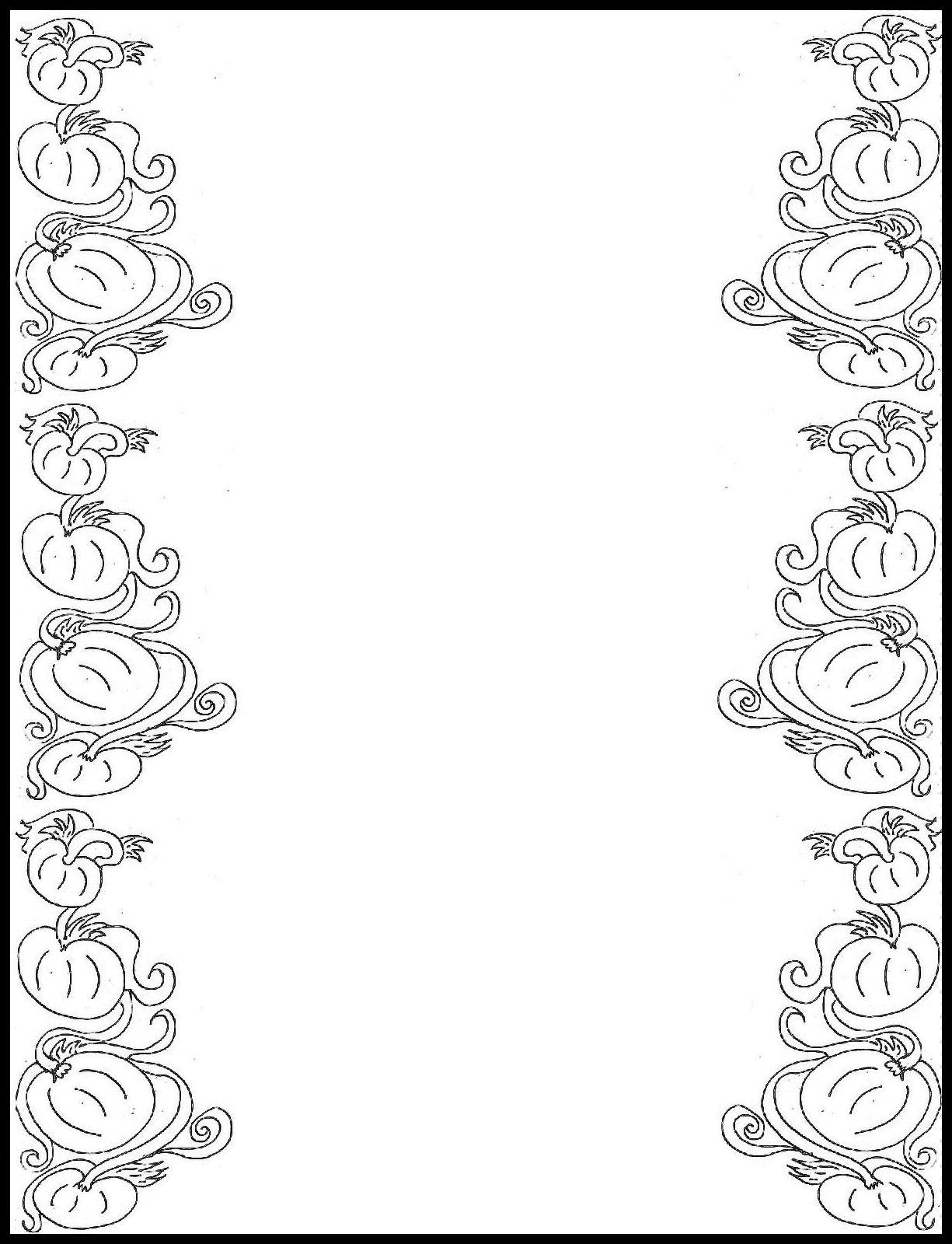 Free Printable Paper Border Designs Christian