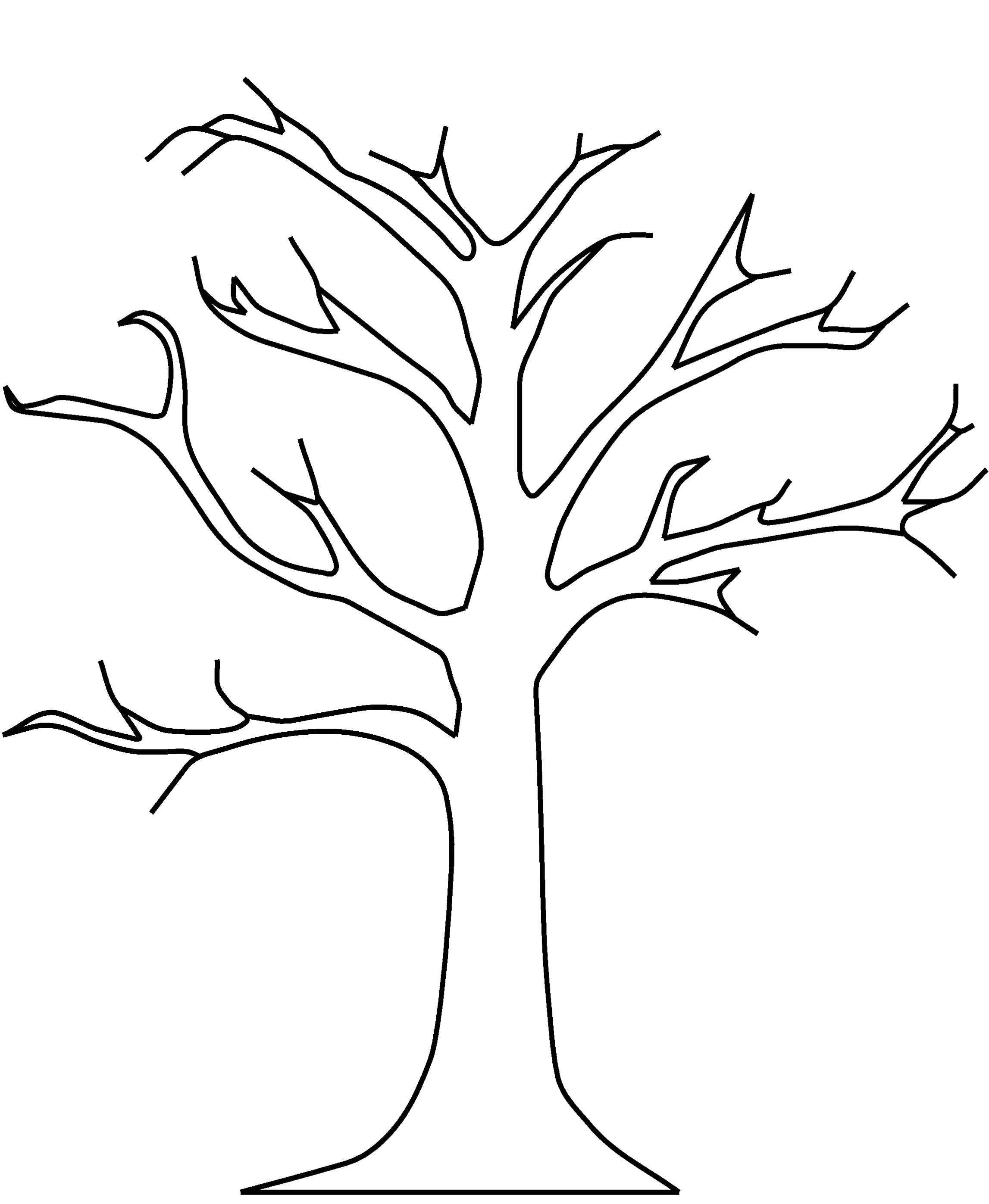 Free Bare Tree Download Free Clip Art Free Clip Art On