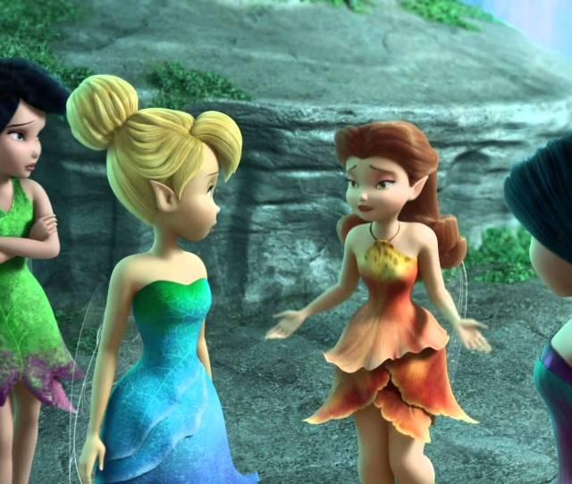 Tinker Bell Tinker Bell And The Pirate Fairy Sneak Peek 1080p