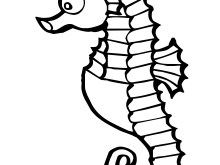 Sea Animals Coloring Pictures