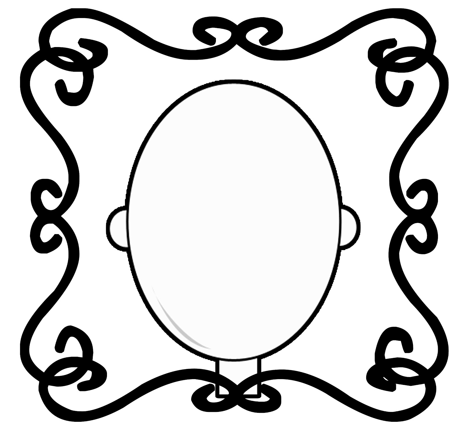 Free Blank Face Template Download Free Clip Art Free Clip Art On Clipart Library