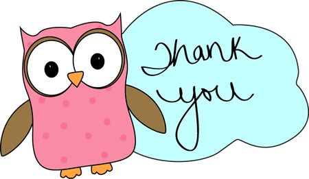 thank you clip art owl thank you owl flying next to a cloud