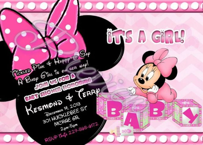 Free Minnie Mouse Baby