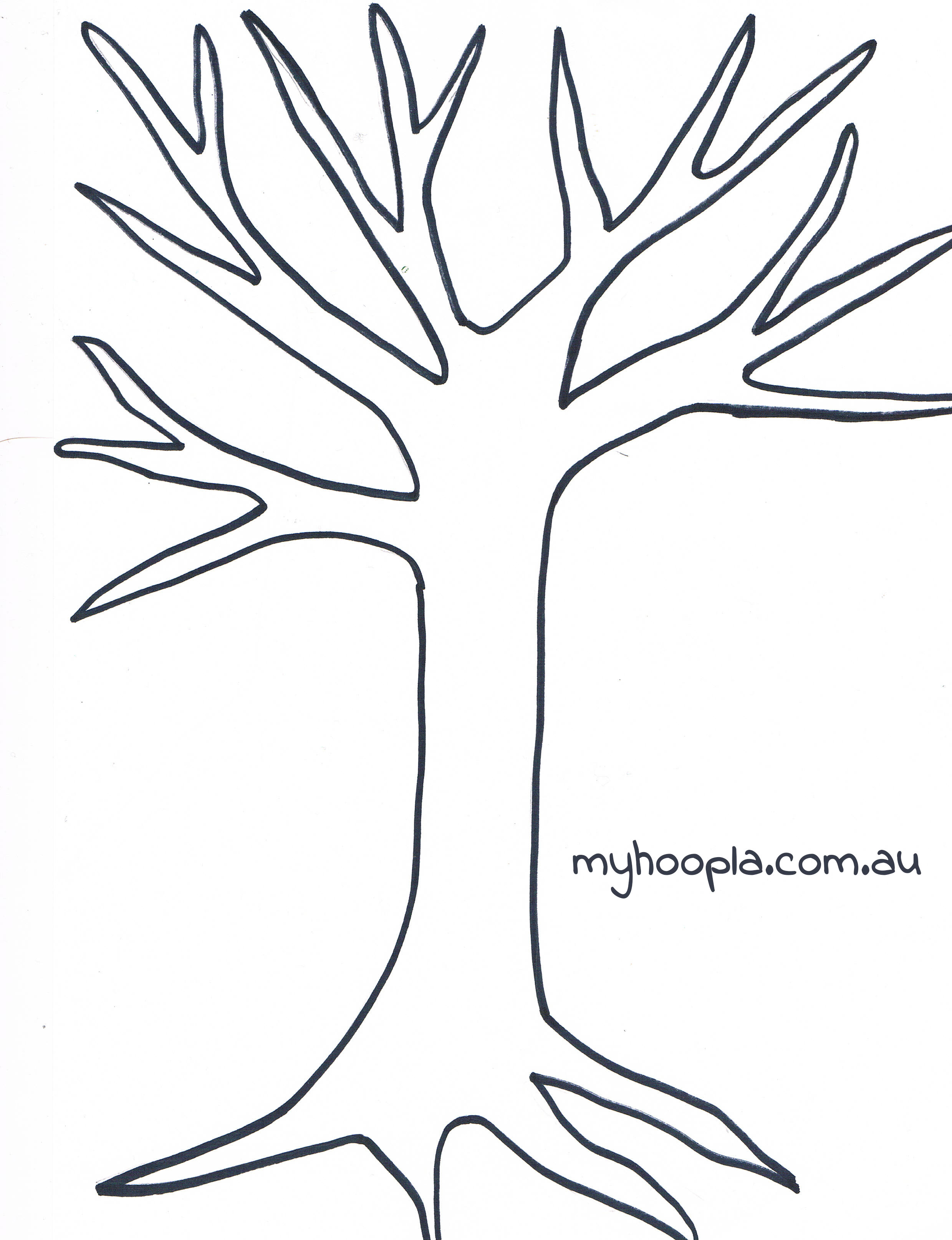 Free Tree Template Download Free Clip Art Free Clip Art