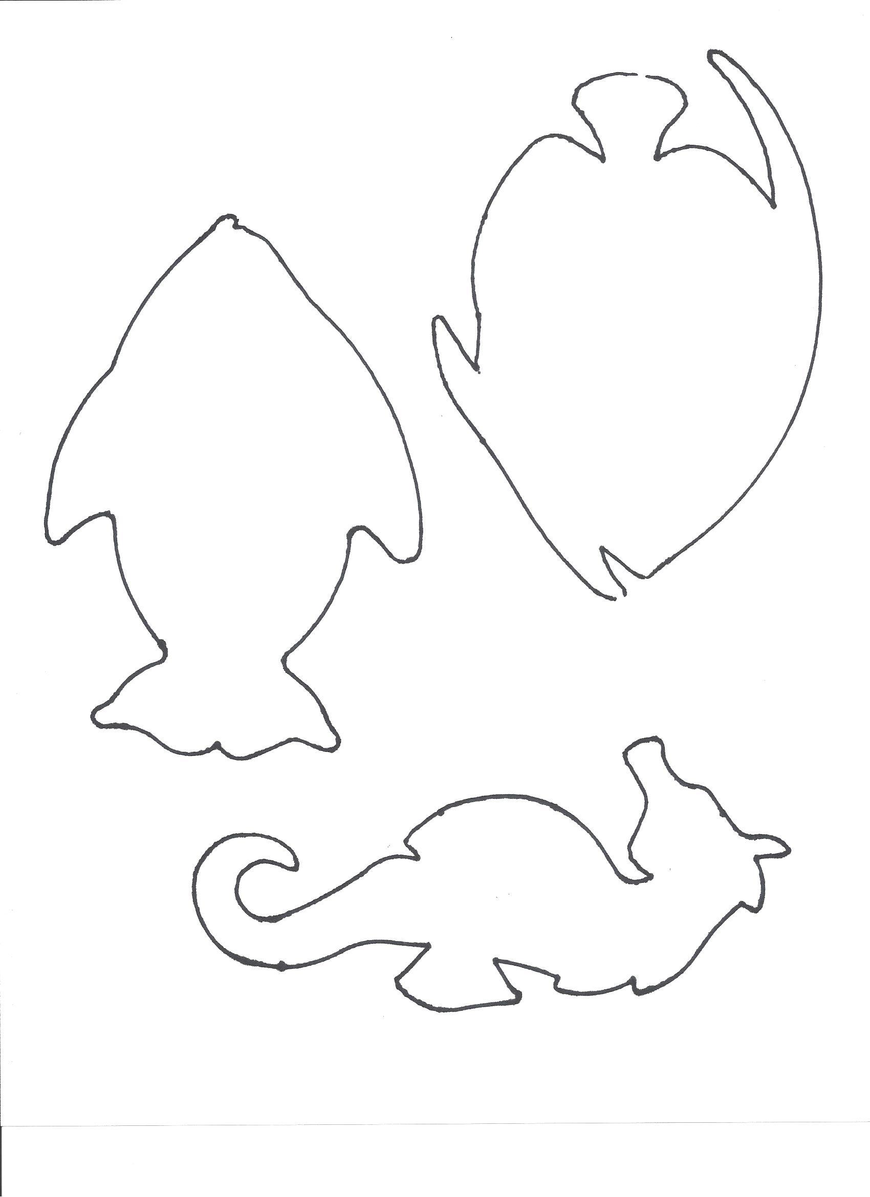 Fish Bowl Template