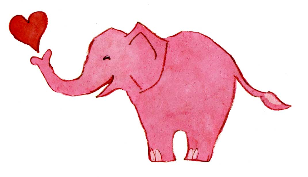 Free Pictures Of Pink Elephants Download Free Clip Art