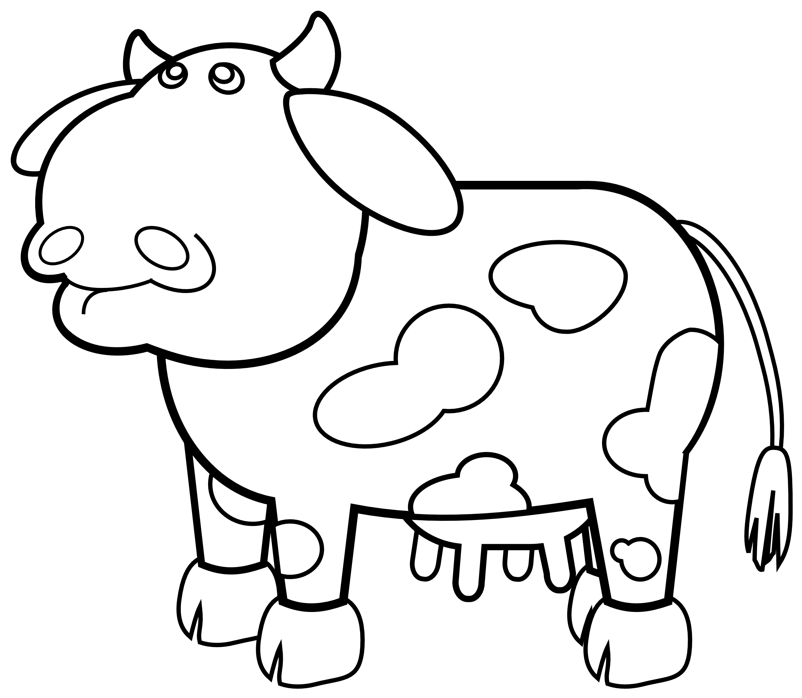 Free Cow Graphics Download Free Clip Art Free Clip Art
