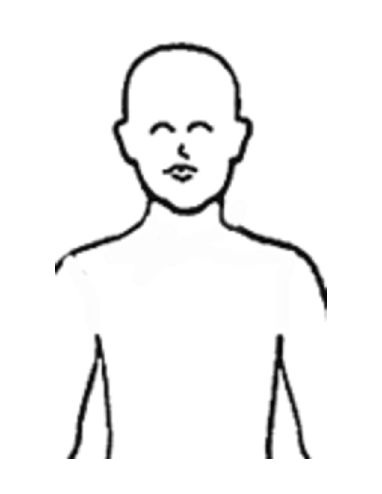 Free Woman Body Outline Download Free Clip Art Free Clip