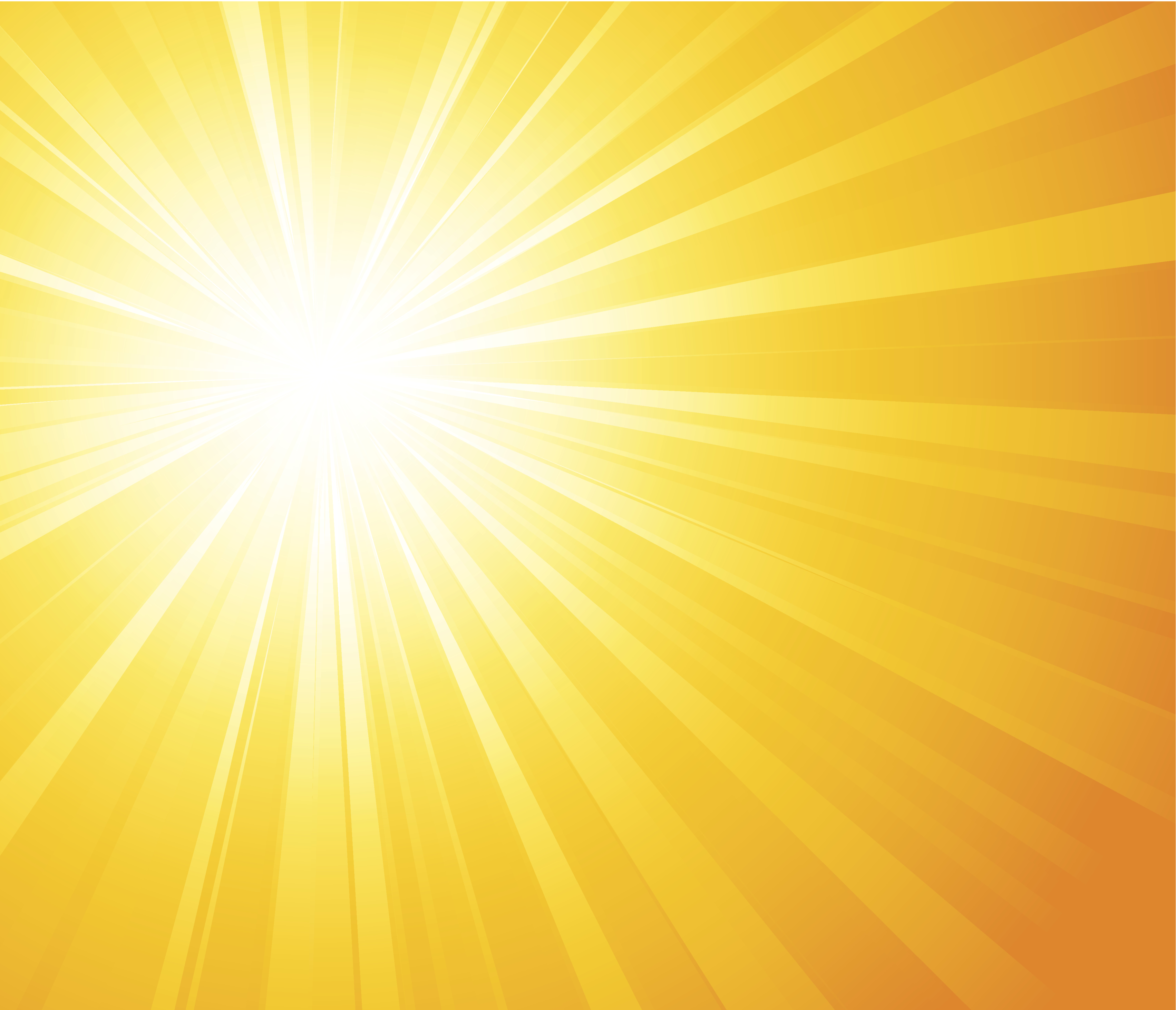 sun rays background hd - Clip Art Library (3407 x 2926 Pixel)