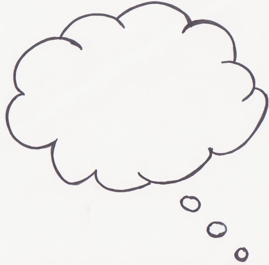 Free Thought Cloud Download Free Clip Art Free Clip Art