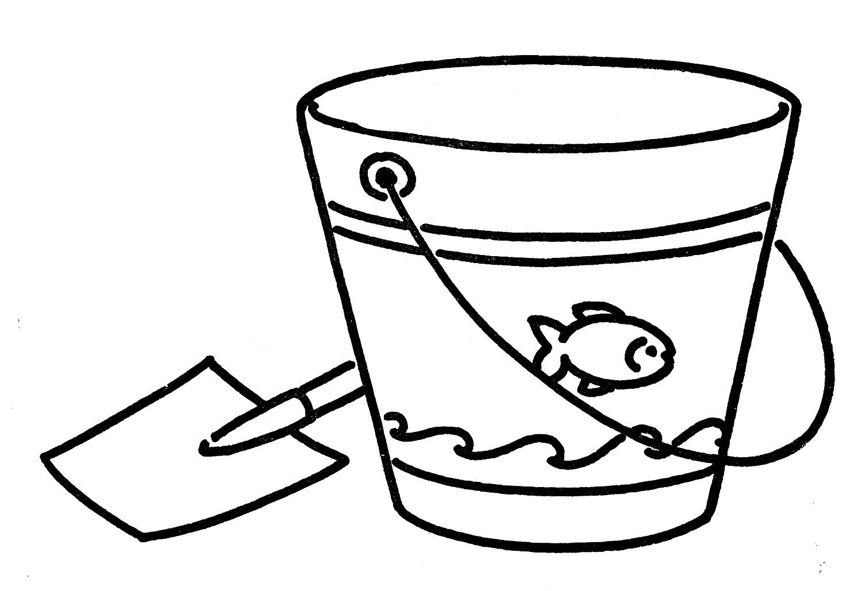 Free Beach Bucket Clipart Download Free Clip Art Free