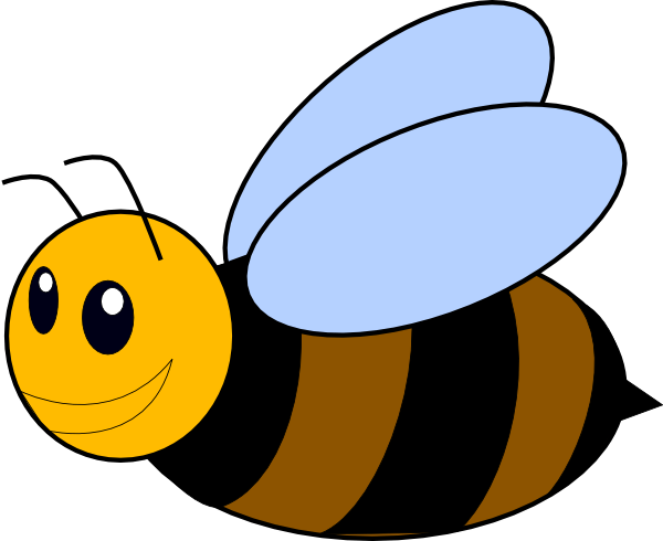 Free Cartoon Honey Bee Download Free Clip Art Free Clip Art On Clipart Library