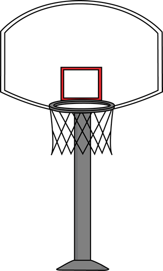 Free Basketball And Hoop Clipart, Download Free Clip Art ... (331 x 550 Pixel)