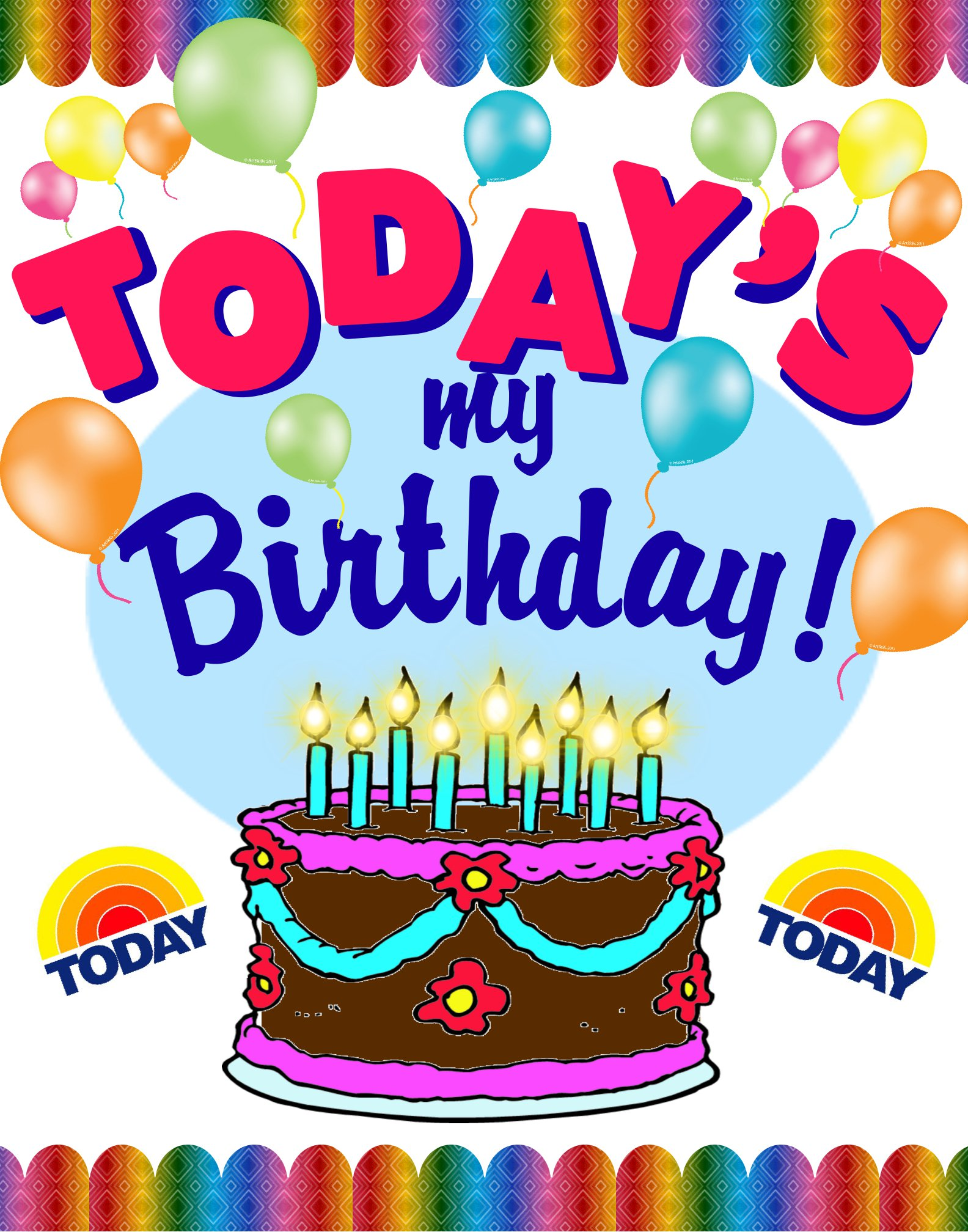 Free Birthday Poster Download Free Clip Art Free Clip
