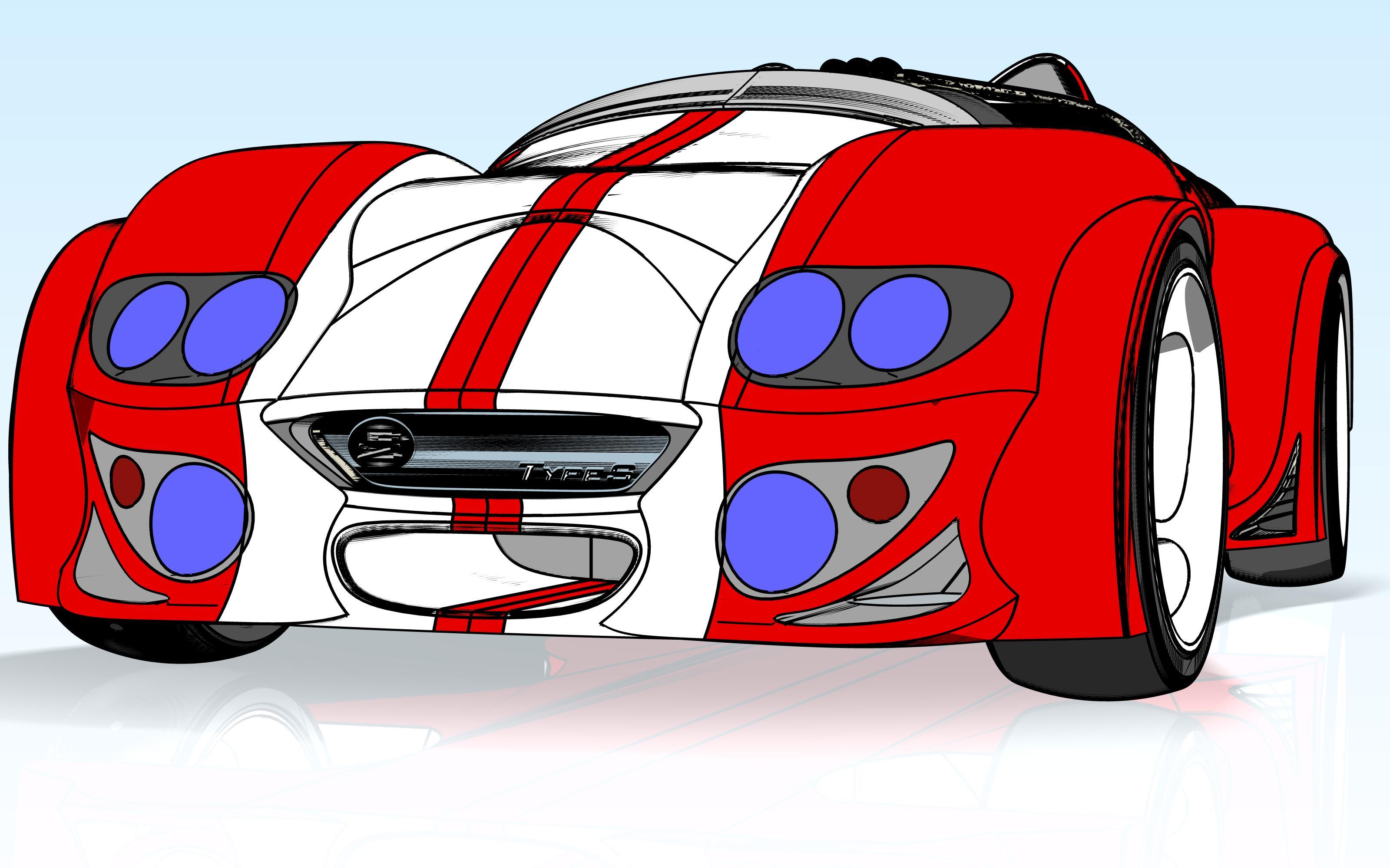 Free Cartoon Race Car, Download Free Cartoon Race Car png ... (3200 x 2000 Pixel)