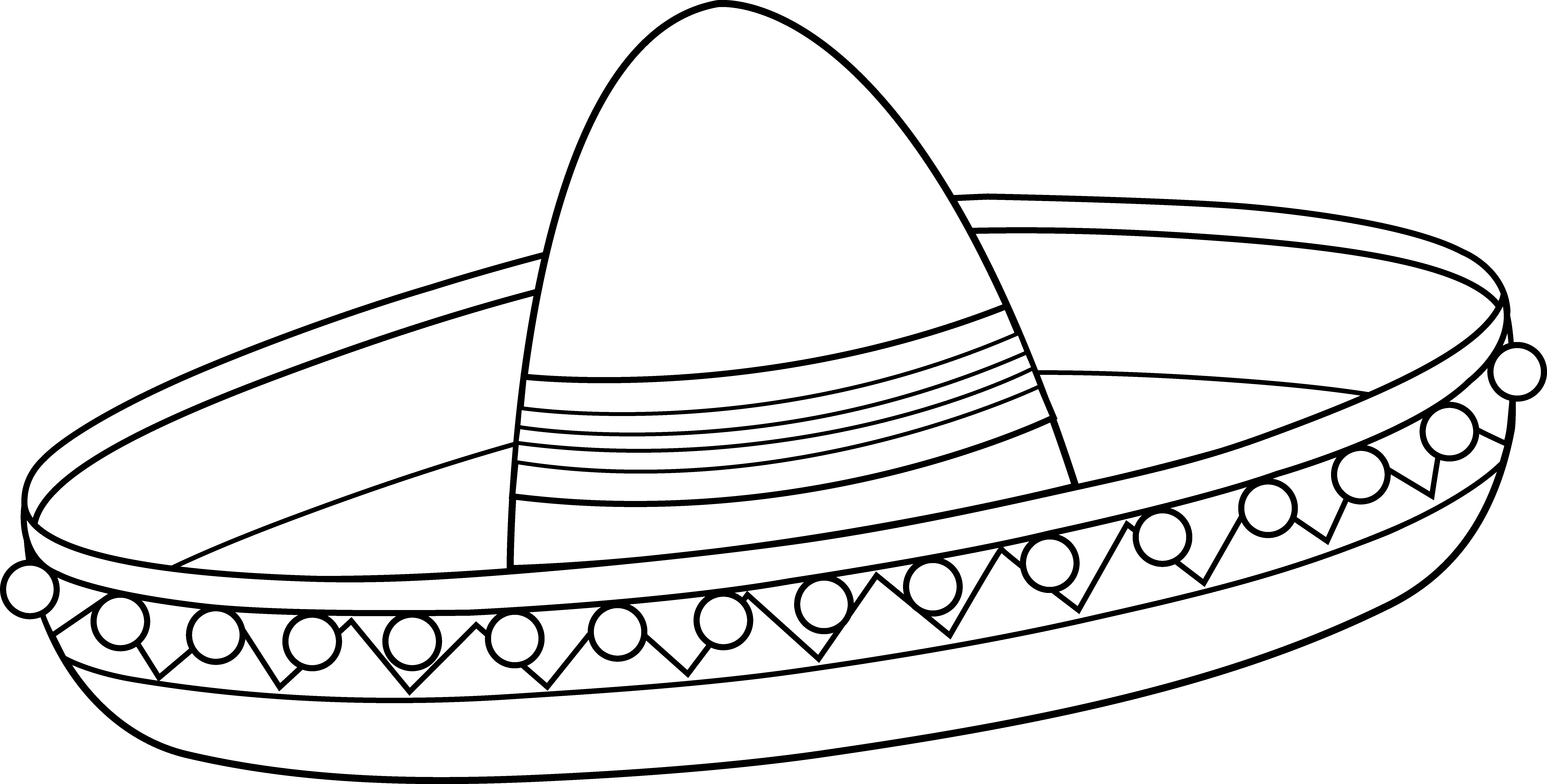 Free Mexican Sombrero Clipart Download Free Clip Art
