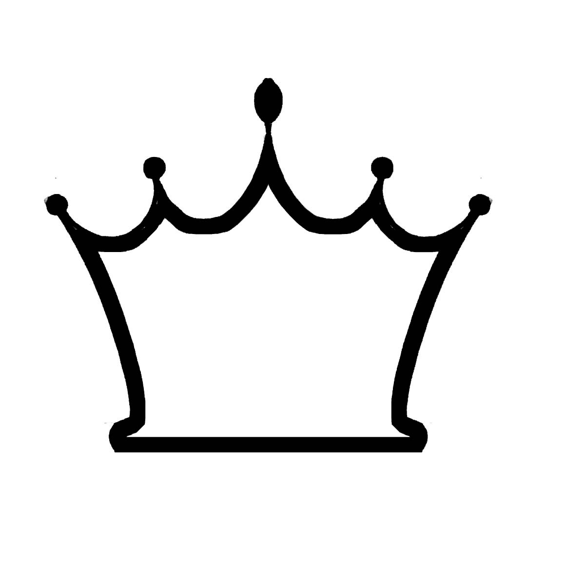 Free Black And White Crown Download Free Clip Art Free