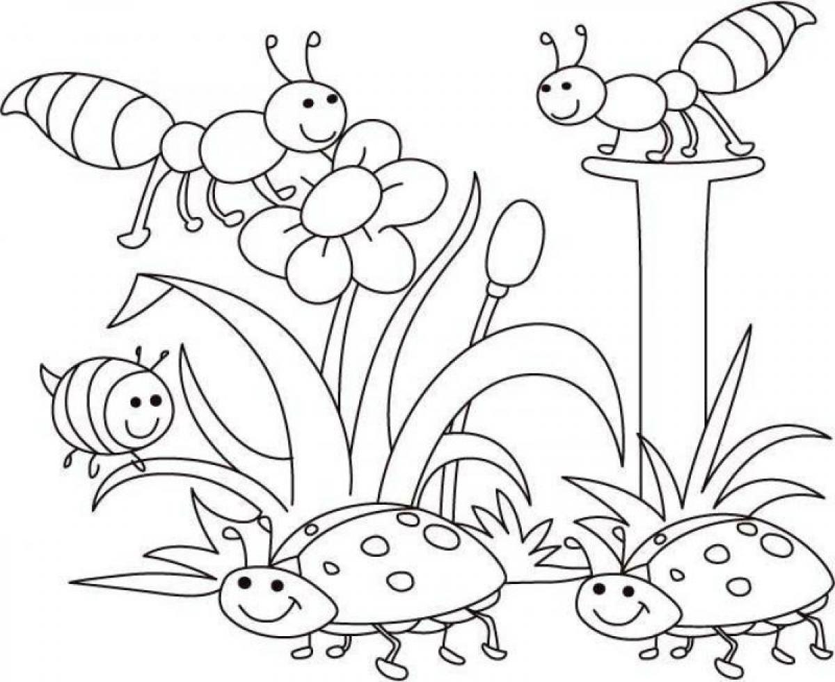 Free Spring Coloring Pages Download Free Clip Art Free
