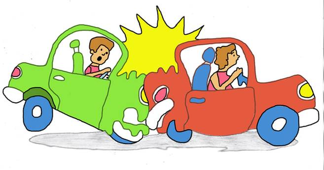 Car Accident: Car Accident Cartoons Pictures