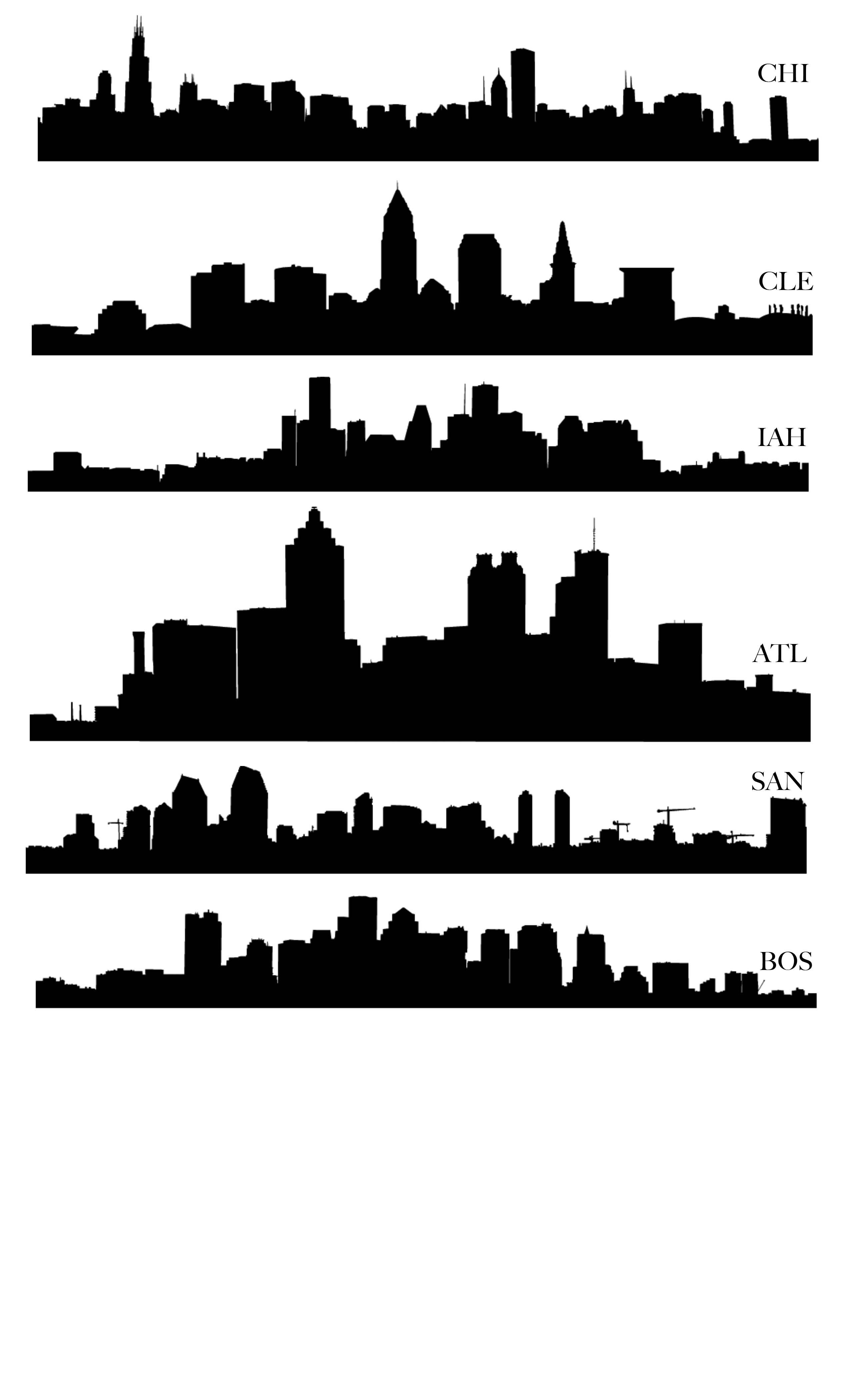 Free Silhouette Skyline Download Free Clip Art Free Clip