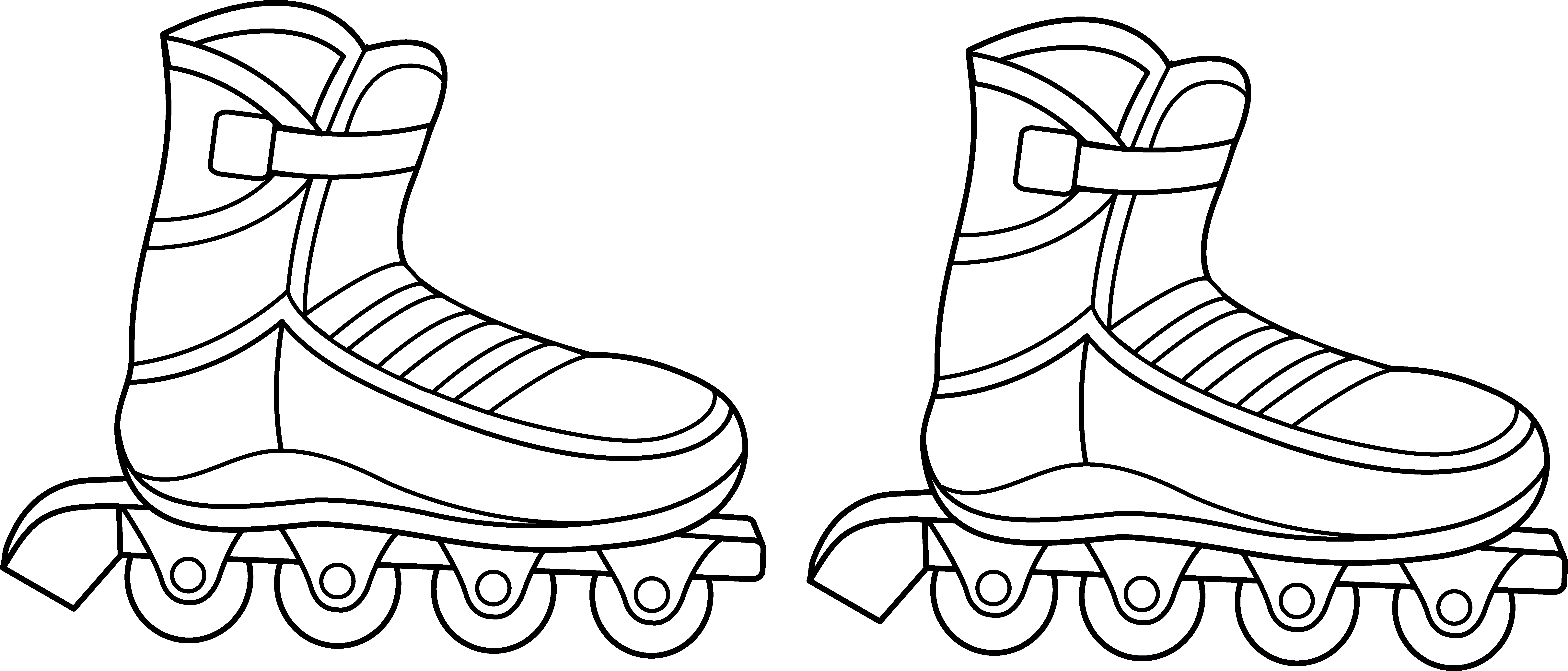 Free Rollerblade Images Download Free Clip Art Free Clip