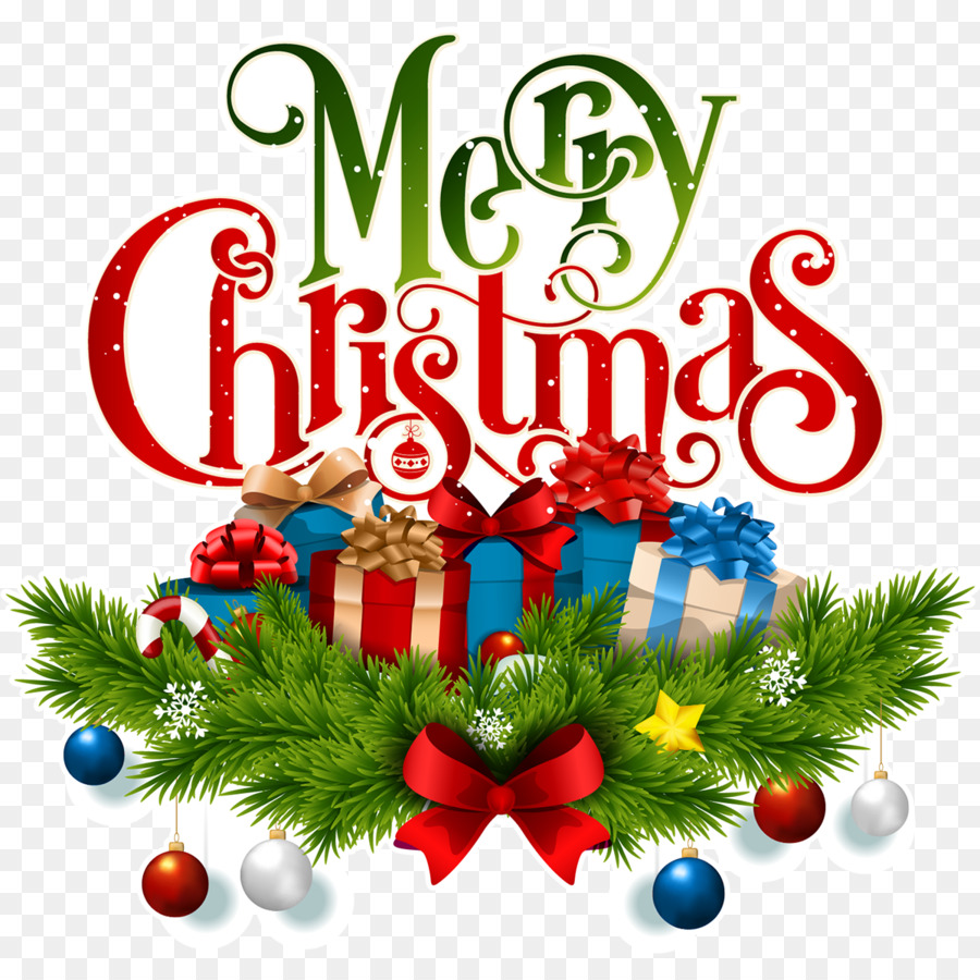 Christmas and holiday season Clip art - merry christmas ... (900 x 900 Pixel)