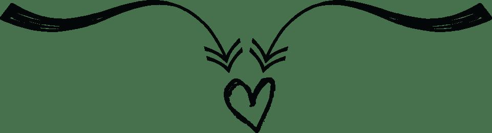 Download Heart Clip art - Rustic Arrow Cliparts png download - 961 ...