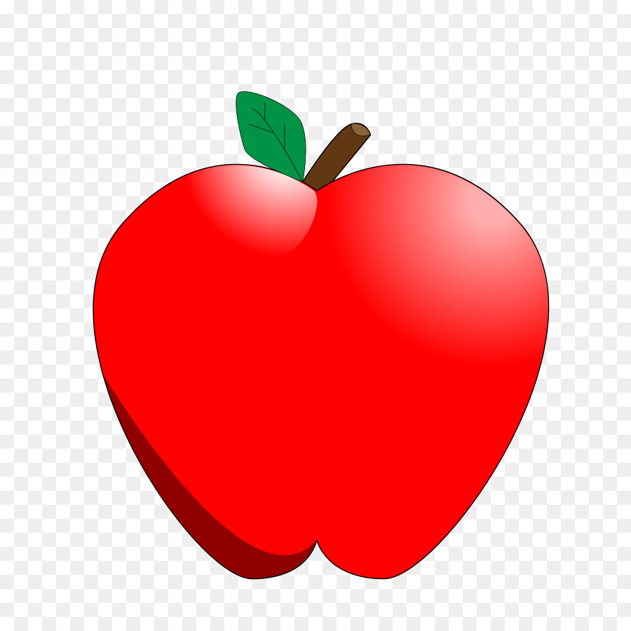 Basket Watercolor Painting Apples