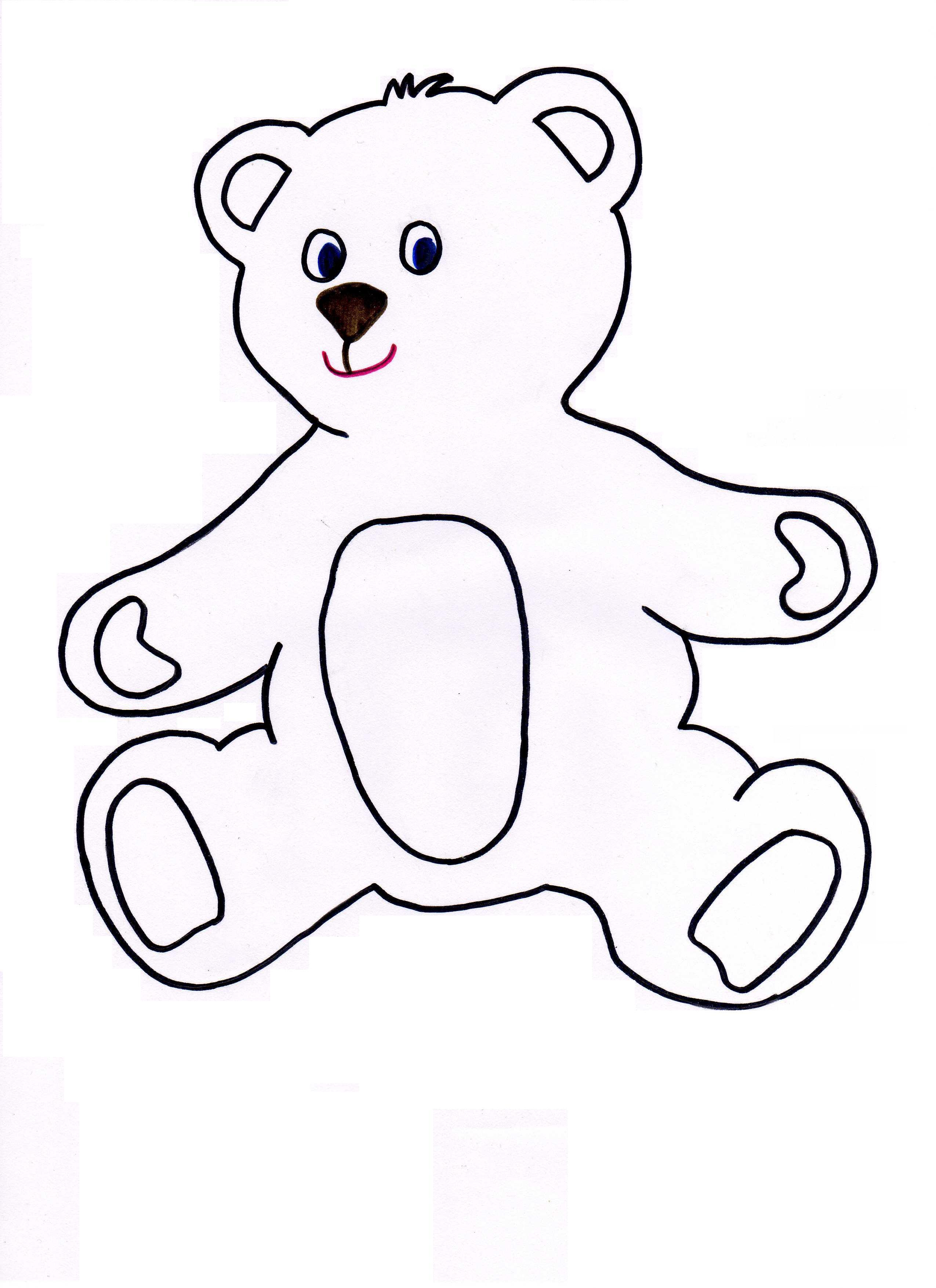 Free Bear Preschool Cliparts Download Free Clip Art Free