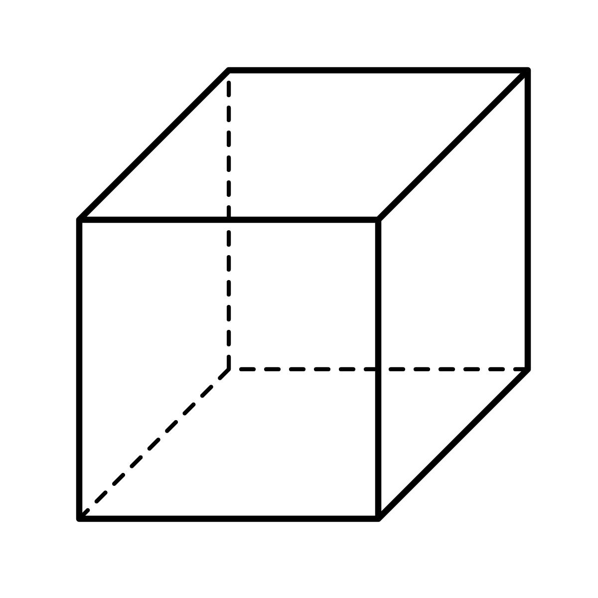 3d Cube Clipart