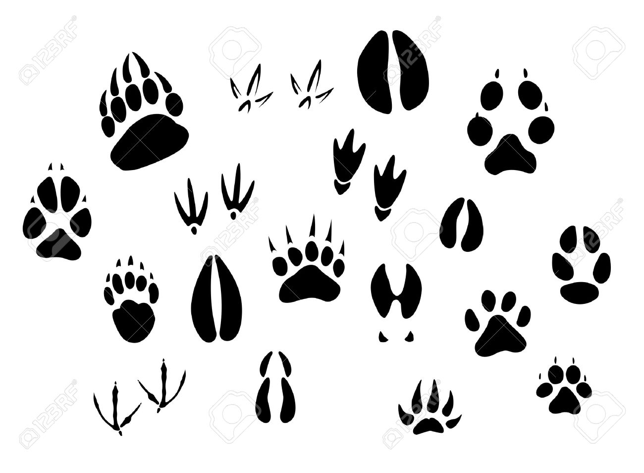 Free Track Cliparts Silhouette Download Free Clip Art