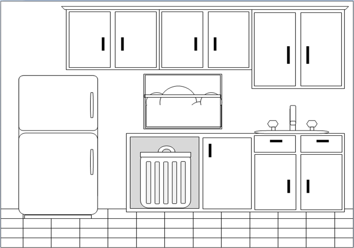 Free Kitchen Cabinet Cliparts Download Free Clip Art