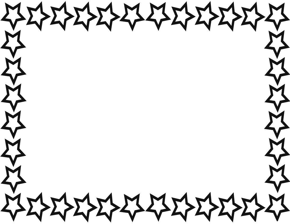 Free Stars Line Cliparts Download Free Clip Art Free