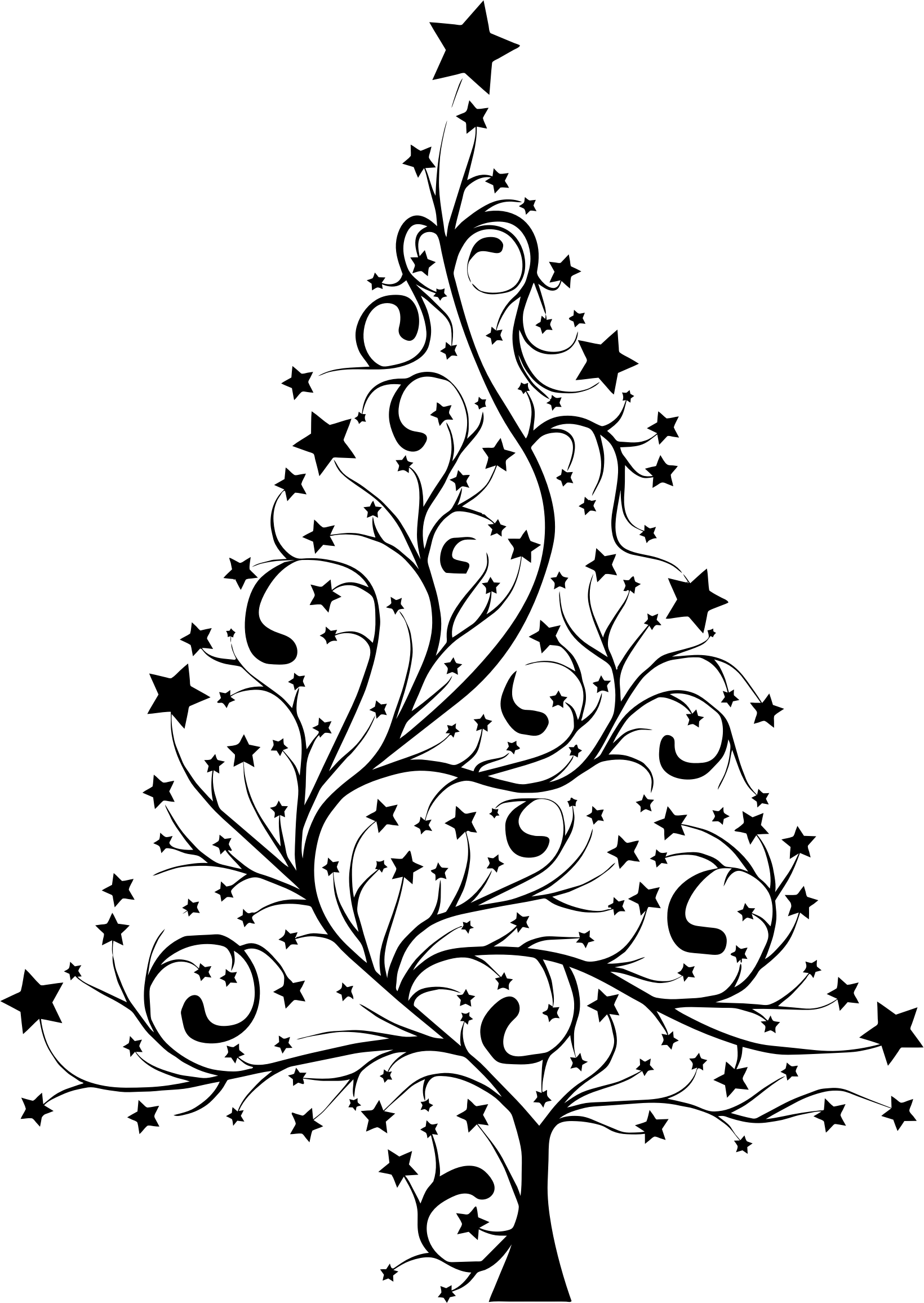 Free Christmas Silhouette Cliparts Download Free Clip Art