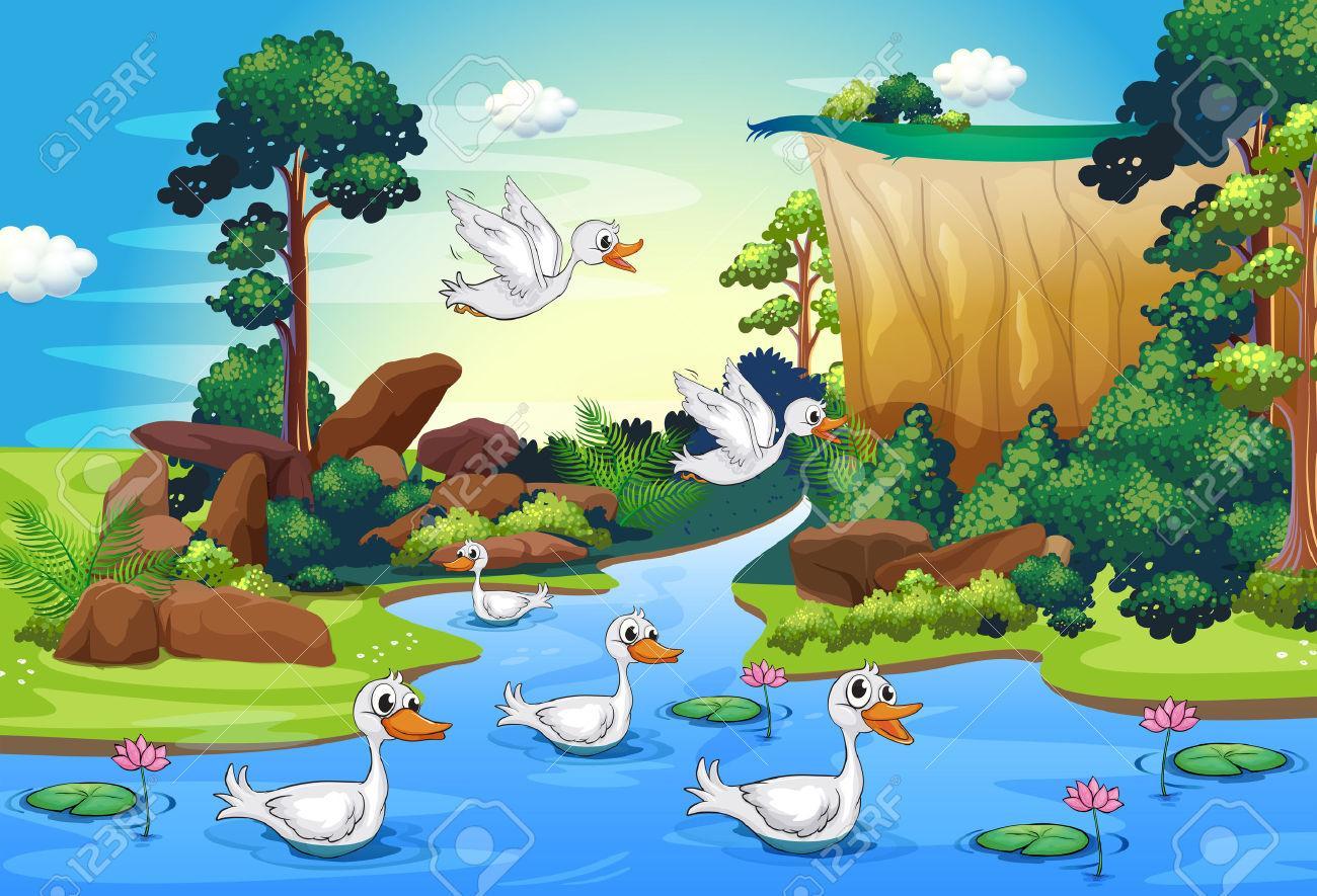Free Jungle River Cliparts Download Free Clip Art Free