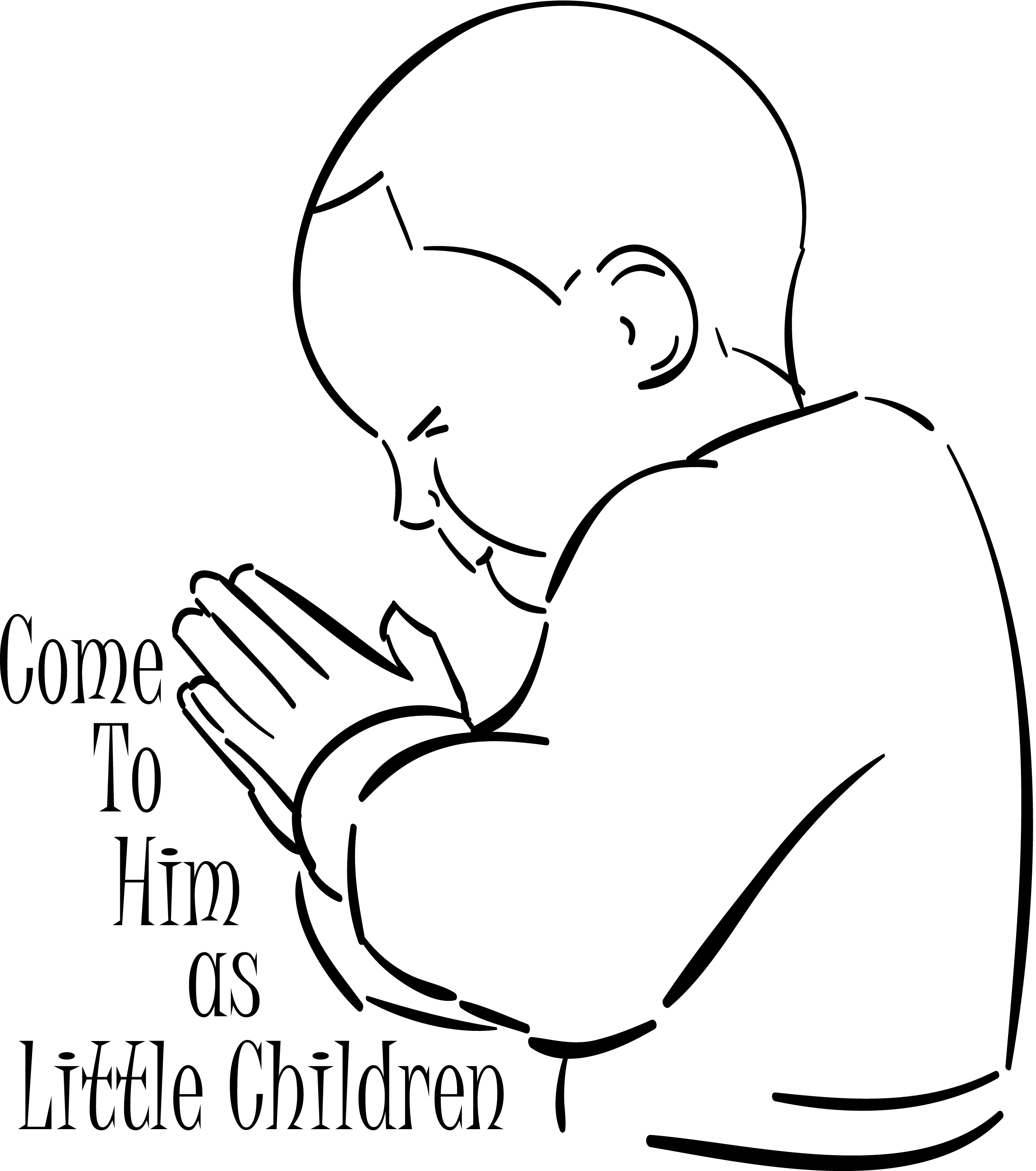 Free Youth Praying Cliparts Download Free Clip Art Free
