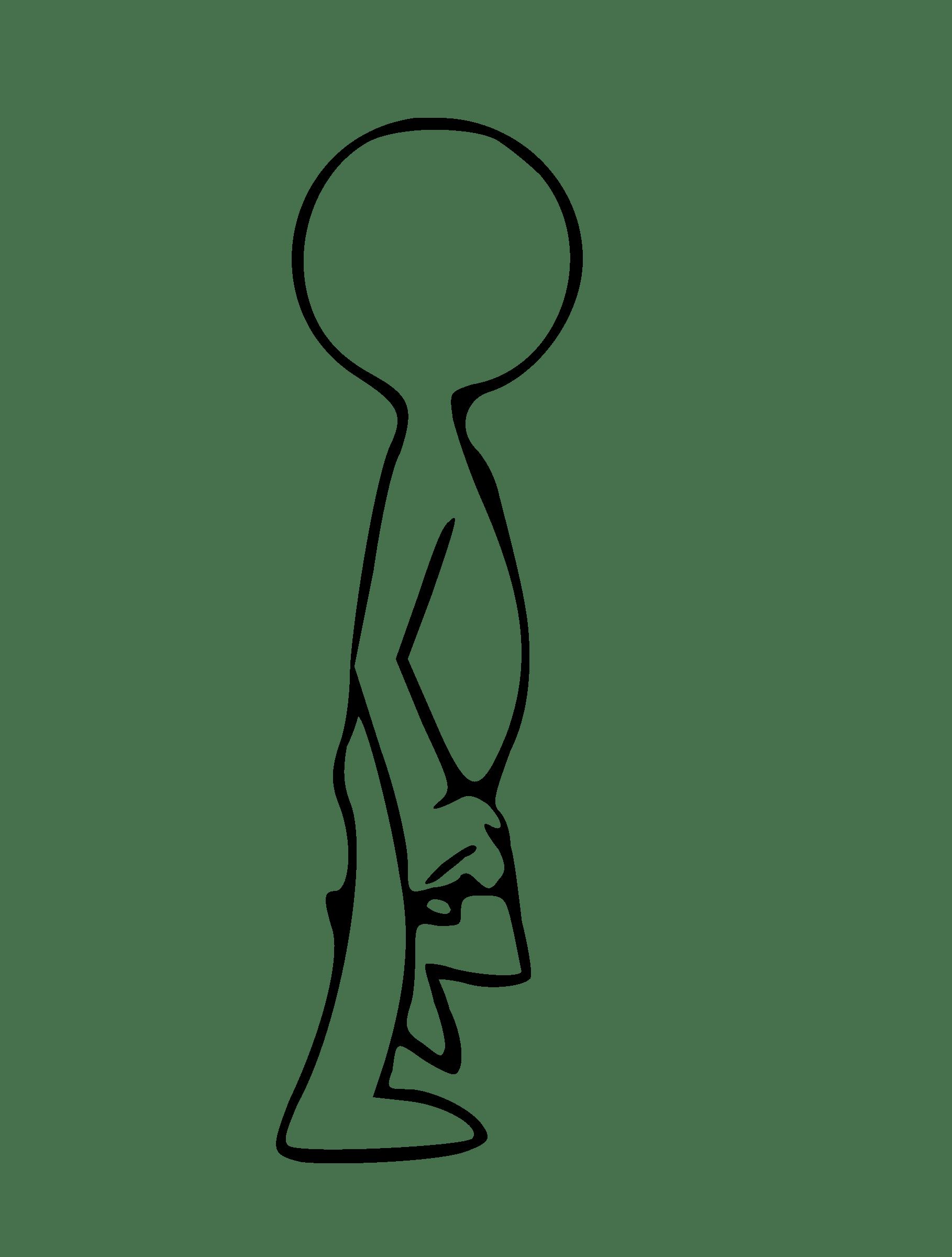Free Man Walking Cliparts Download Free Clip Art Free