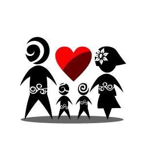 art family love - Clip Art Library (300 x 300 Pixel)