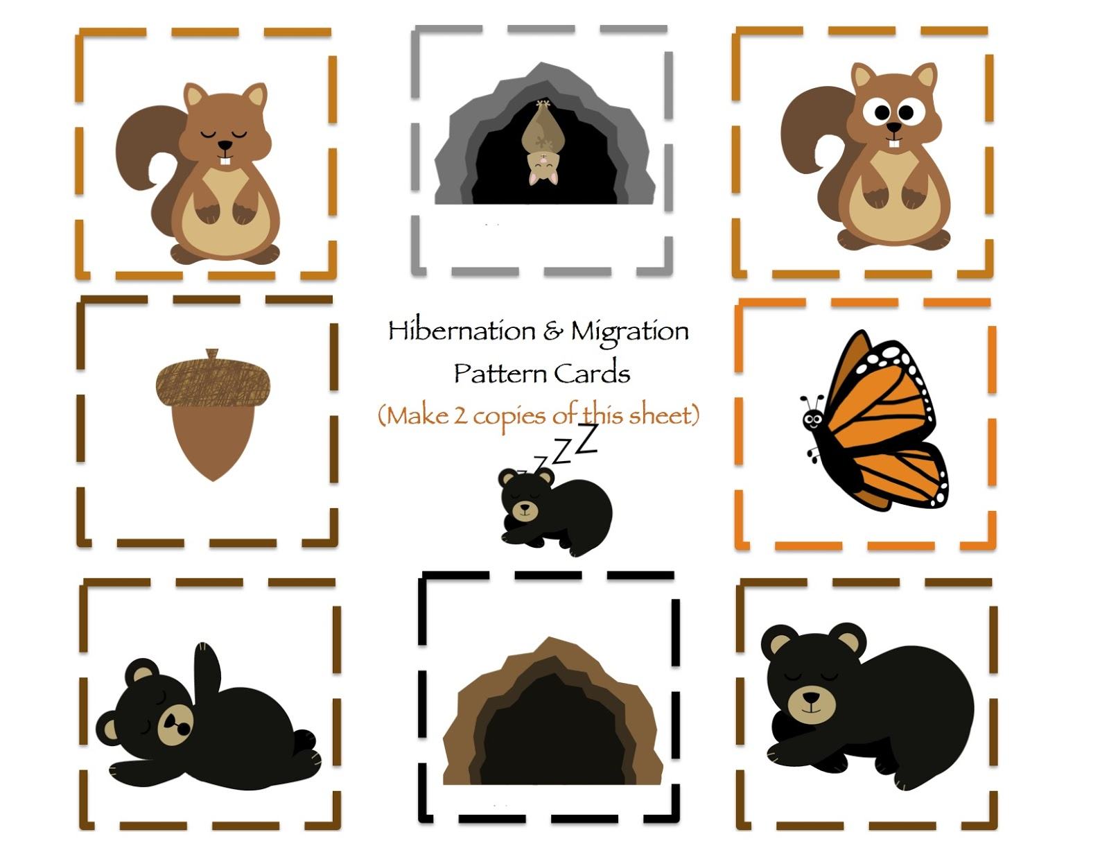 Free Migrating Animals Cliparts Download Free Clip Art
