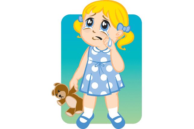 Cartoon Unhappy Parents