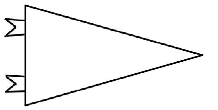 Clip Art Pennant Printable