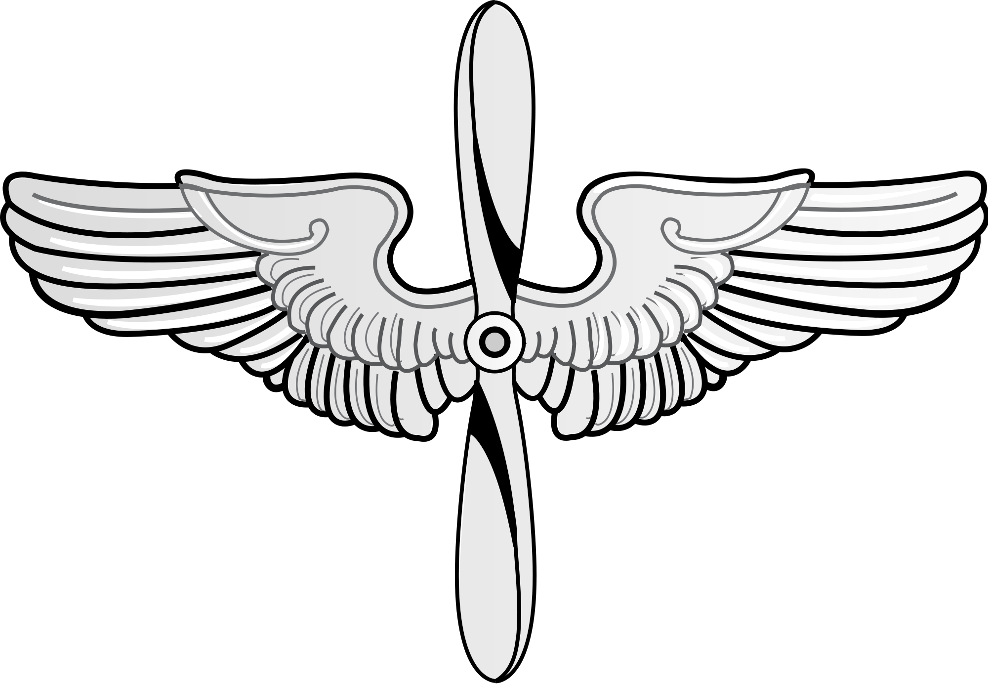 Free Pilot Wings Cliparts Download Free Clip Art Free