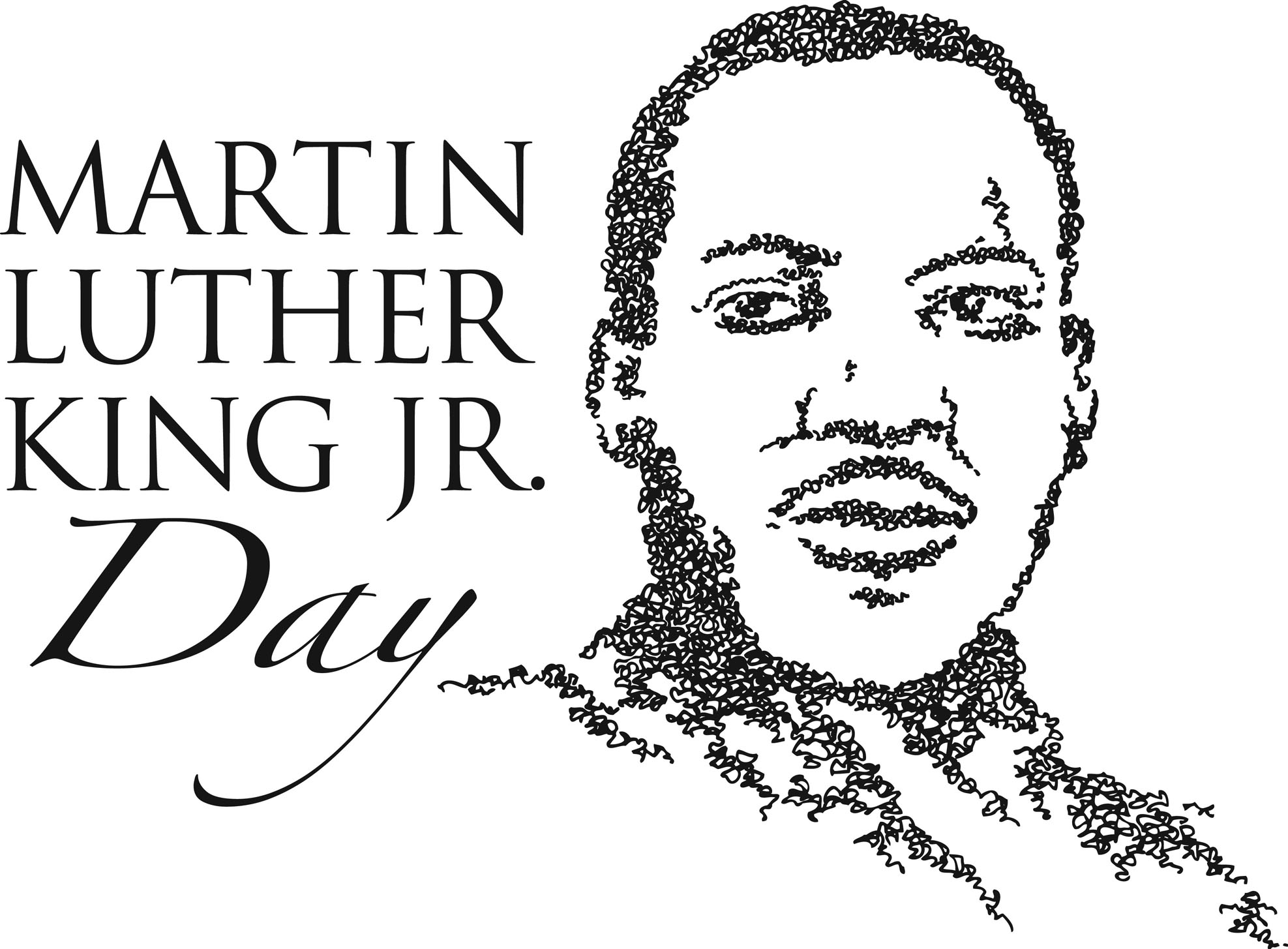Closed For Martin Luther King Day