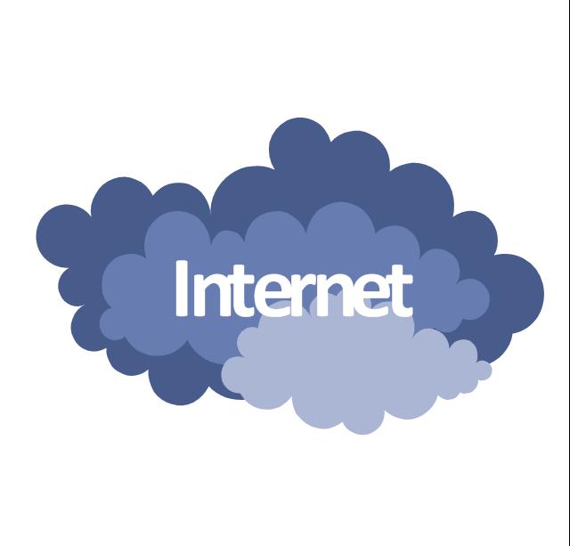 internet cloud png - Clip Art Library (640 x 613 Pixel)