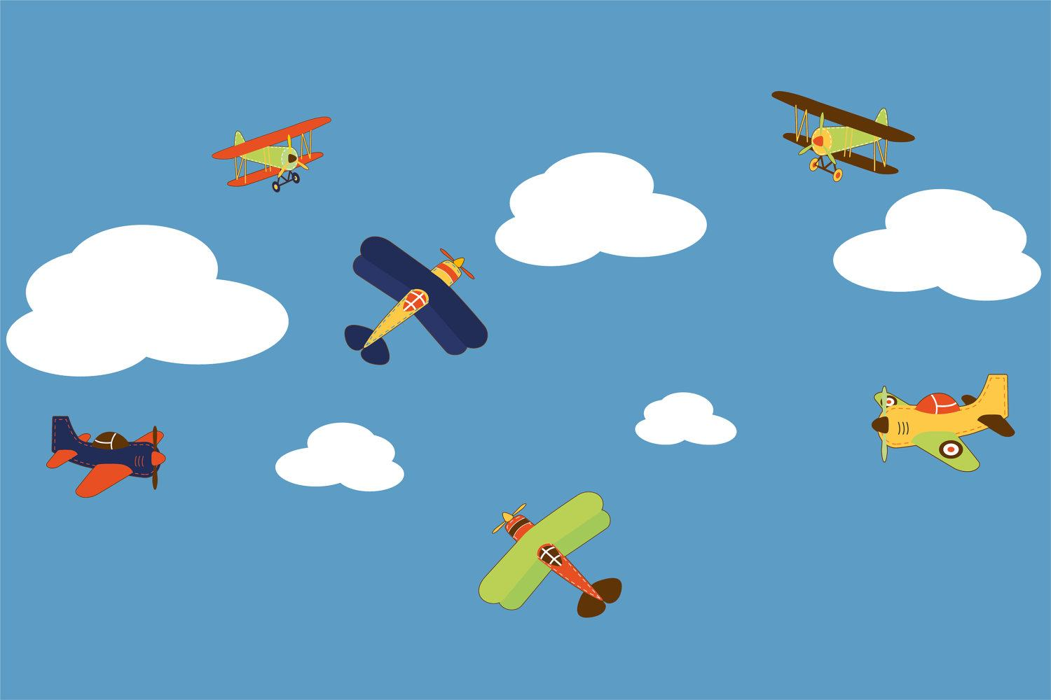 Free Vintage Clouds Cliparts Download Free Clip Art Free