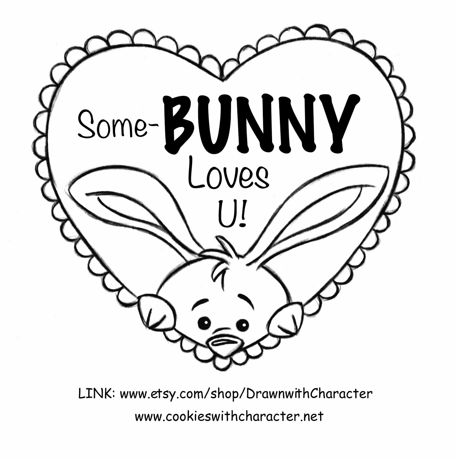 Free Bunny Love Cliparts Download Free Clip Art Free