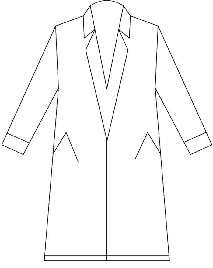 Mens Winter Jackets Clip Art