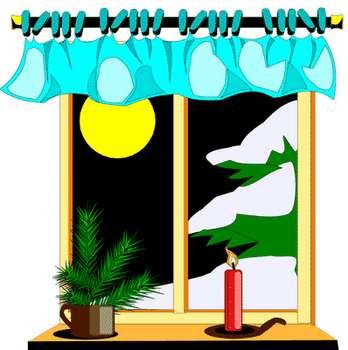 Free Night Window Cliparts Download Free Clip Art Free